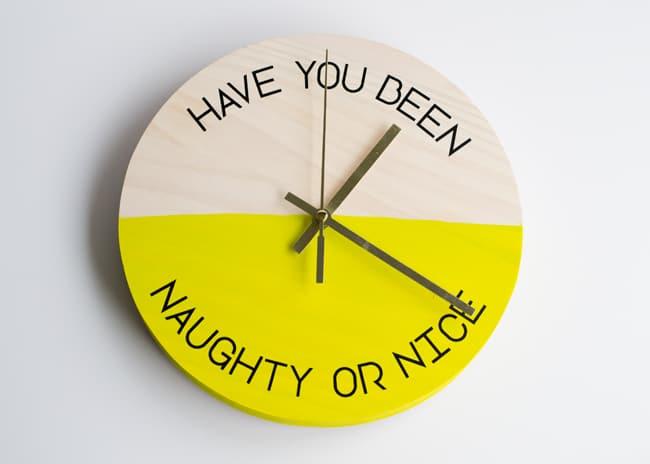 modern-clock-diy