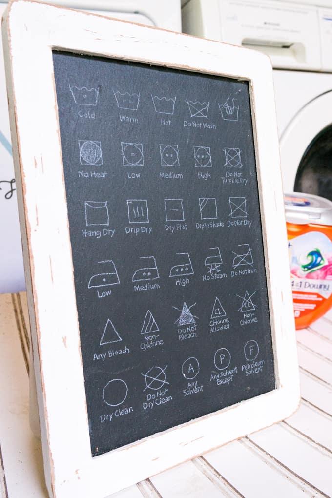Farmhouse Laundry Room Sign - Laundry Room