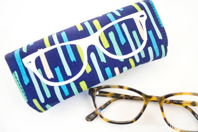Custom Eyeglass Case - So Easy!