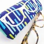 Super Easy Customizable Eyeglass Case