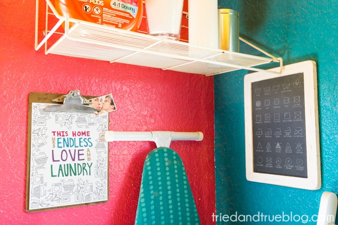 Love and Laundry Coloring - Laundry Art