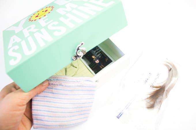 My Sunshine Memory Box - Fill