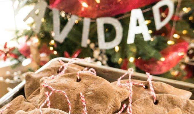 Marranitos Christmas Ornaments