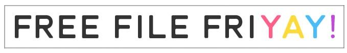 Free File FriYAY! Logo