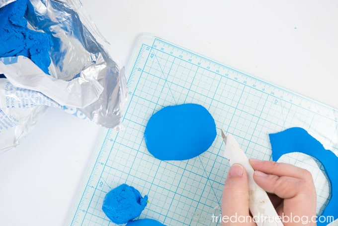 Handmade Whale Clay Pot - Base
