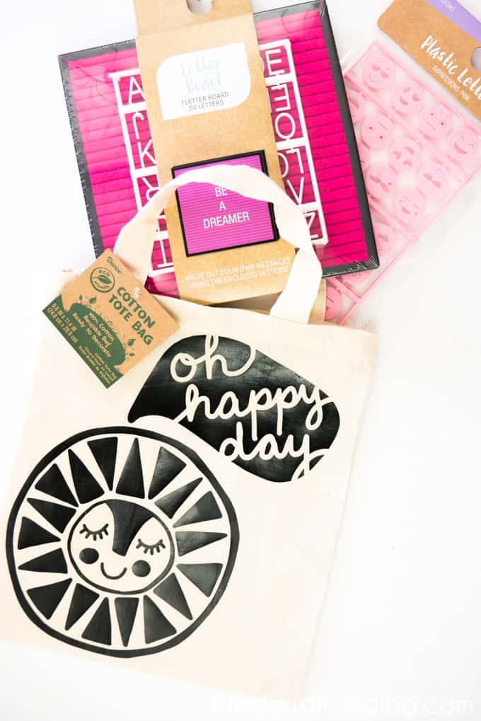 Quick & Easy Cute Birthday Gift Bag - Fill