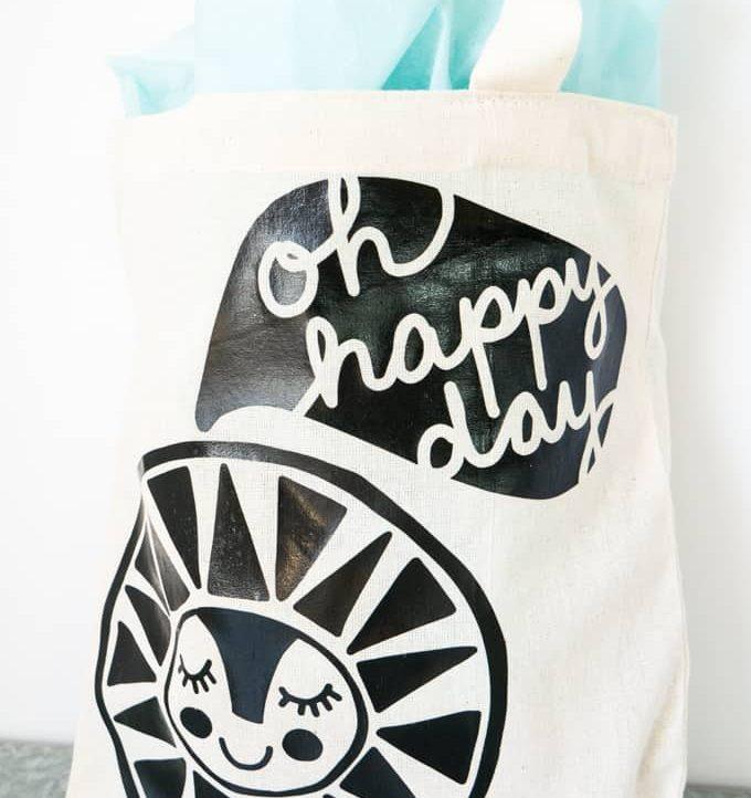 Quick & Easy Cute Birthday Gift Bag - Fun