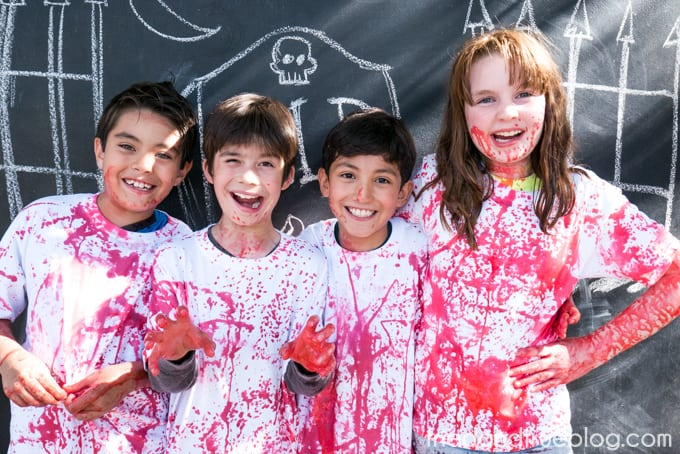 Halloween Zombie Party for Kids! - Fun