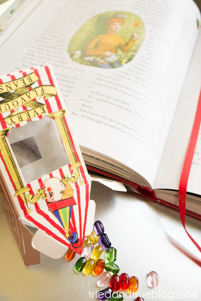 Harry Potter Bertie Bott's Bookends - Jelly Beans