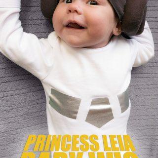 Star Wars Princess Leia Halloween Baby Wig | www.triedandtrueblog.com