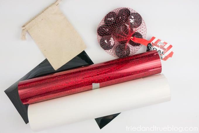 Dear Santa Coal Gift Free SVG File - Supplies