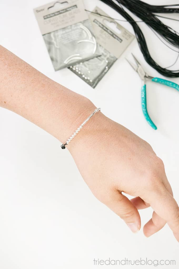 Morse Code Bracelet Valentine's Day Gift - Perfect to give to anyone you love!