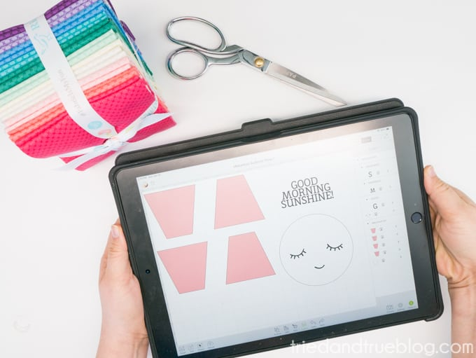 Sunburst Pillow Free SVG Files - Cricut Design Space
