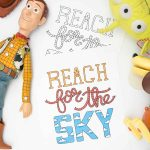 Toy Story Free Printable & Coloring Page
