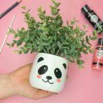 How To Paint Glazed Ceramic